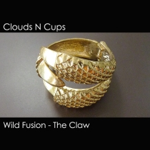 CNC-BG001 THE CLAW CUFF BANGLE