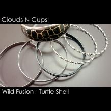 CNC-ST001 - TURTLE SHELF PRINT STACK
