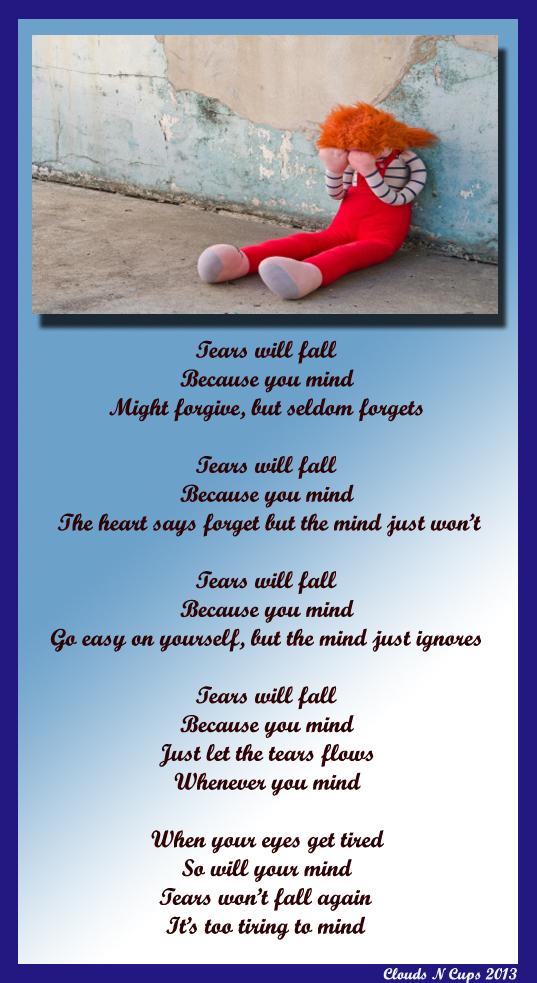 Do You Mind (Poem) - 27-2-2013