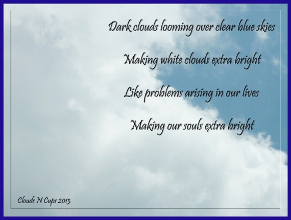 Dark Clouds - 4-3-2013