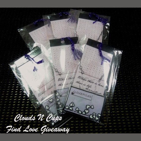 Find Love Giveaway