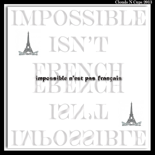 Impossible - 15-3-2013
