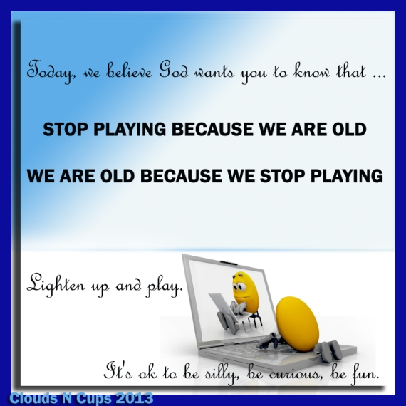 Stop Playing - 4-3-2013
