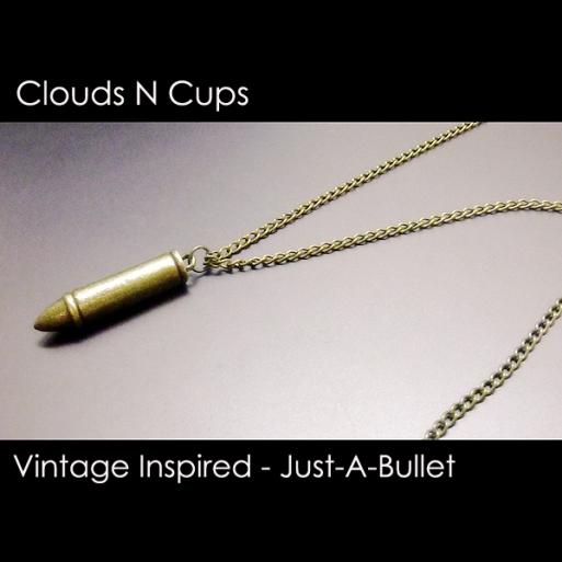 CNC-LN016-JUST-A-BULLET