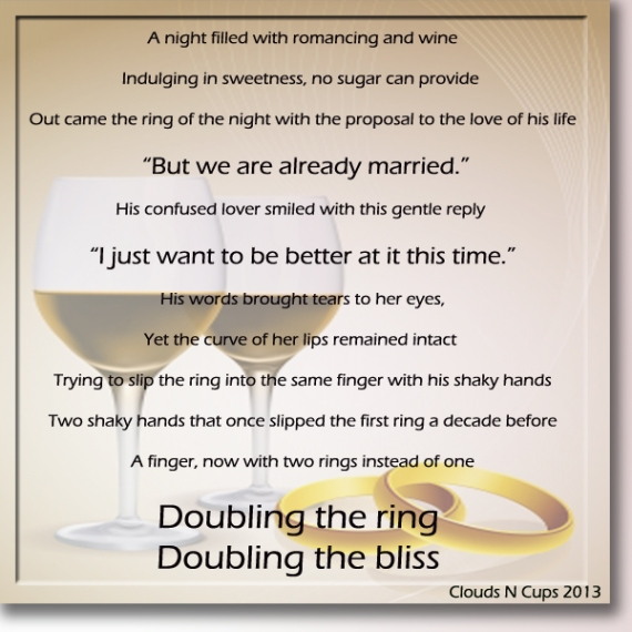 14052013 - Doubling The Ring