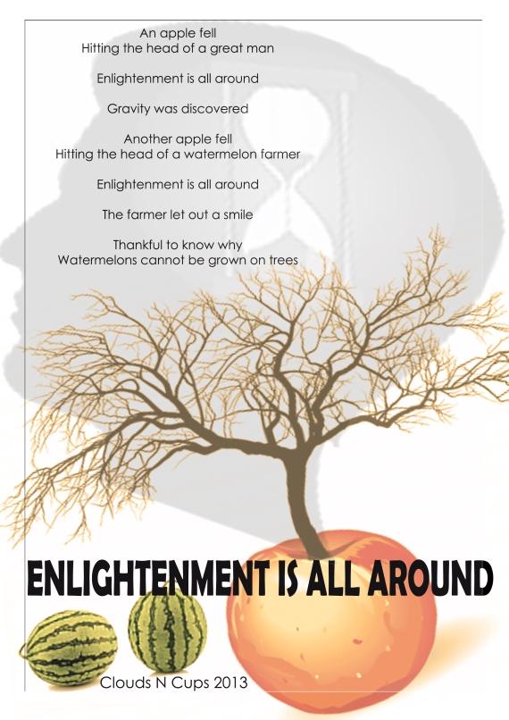 12132013 - Enlightenment Is All Around