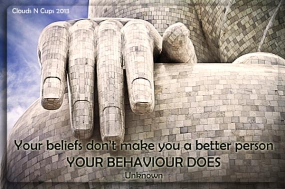 29DEC2013 - Your Beliefs