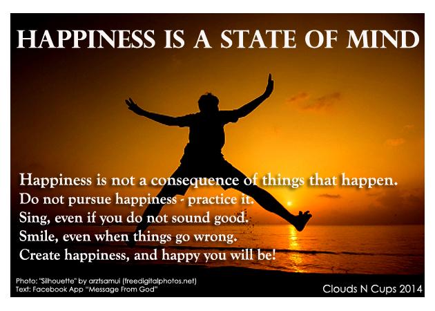 7APR2014 - STATE OF MIND